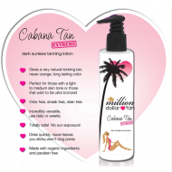 Cabana Tan Extreme 236 ml. LOTION
