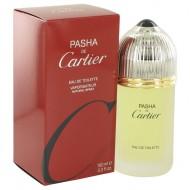 PASHA DE CARTIER by Cartier - Eau De Toilette Spray 100 ml f. herra