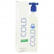 COLD by Benetton - Eau De Toilette Spray 100 ml f. dömur