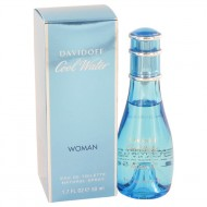 COOL WATER by Davidoff - Eau De Toilette Spray 50 ml f. dömur