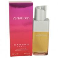VARIATIONS by Carven - Eau De Parfum Spray 100 ml f. dömur