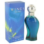 WINGS by Giorgio Beverly Hills - Eau De Toilette/ Cologne Spray 50 ml f. herra