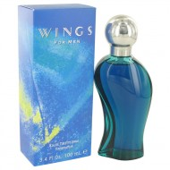 WINGS by Giorgio Beverly Hills - Eau De Toilette/ Cologne Spray 100 ml f. herra