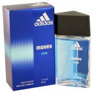 Adidas Moves by Adidas - Eau De Toilette Spray 50 ml f. herra