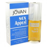 Sex Appeal by Jovan - Cologne Spray 90 ml f. herra