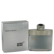Individuelle by Mont Blanc - Eau De Toilette Spray 50 ml f. herra