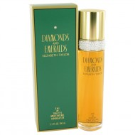 DIAMONDS & EMERALDS by Elizabeth Taylor - Eau De Toilette Spray 100 ml f. dömur