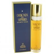DIAMONDS & SAPHIRES by Elizabeth Taylor - Eau De Toilette Spray 100 ml f. dömur
