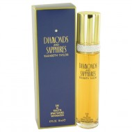 DIAMONDS & SAPHIRES by Elizabeth Taylor - Eau De Toilette Spray 50 ml f. dömur