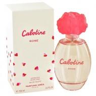 Cabotine Rose by Parfums Gres - Eau De Toilette Spray 100 ml f. dömur