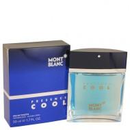 Presence Cool by Mont Blanc - Eau De Toilette Spray 50 ml f. herra