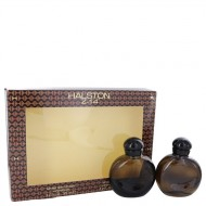 HALSTON Z-14 by Halston - Gjafasett - 4.2 oz Cologne Spray + 4.2 oz After Shave + In Display Box d. herra