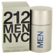 212 by Carolina Herrera - Eau De Toilette Spray (New Packaging) 50 ml f. herra