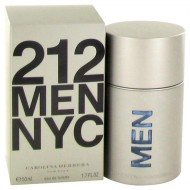 212 by Carolina Herrera - Eau De Toilette Spray (New Packaging) 50 ml f. herra