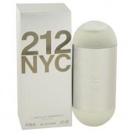212 by Carolina Herrera - Eau De Toilette Spray (New Packaging) 60 ml f. dömur
