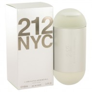 212 by Carolina Herrera - Eau De Toilette Spray (New Packaging) 100 ml f. dömur