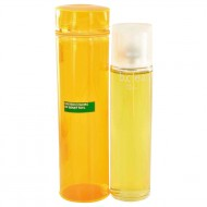Be Clean Soft by Benetton - Eau De Toilette Spray 100 ml f. dömur
