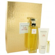 5TH AVENUE by Elizabeth Arden - Gjafasett - 4.2 oz Eau De Parfum Spray + .12 oz Mini + 3.3 oz Body Lotion f. dömur
