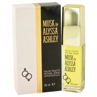 Alyssa Ashley Musk by Houbigant - Eau De Toilette Spray 25 ml f. dömur