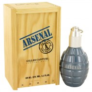 ARSENAL BLUE by Gilles Cantuel - Eau De Parfum Spray 100 ml f. herra
