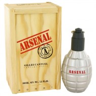 ARSENAL RED by Gilles Cantuel - Eau De Parfum Spray 100 ml f. herra