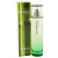 BAMBOU by Weil - Eau De Parfum Spray 100 ml f. dömur