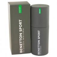BENETTON SPORT by Benetton - Eau De Toilette Spray 100 ml f. herra