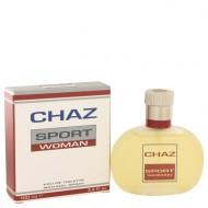CHAZ SPORT by Jean Philippe - Eau De Toilette Spray 100 ml f. dömur