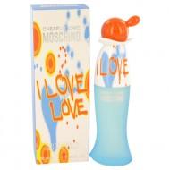 I Love Love by Moschino - Eau De Toilette Spray 50 ml f. dömur
