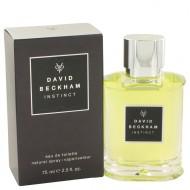 David Beckham Instinct by David Beckham - Eau De Toilette Spray 75 ml f. herra