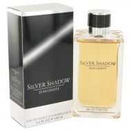 Silver Shadow by Davidoff - Eau De Toilette Spray 100 ml f. herra