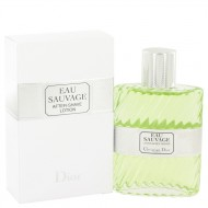EAU SAUVAGE by Christian Dior - After Shave 100 ml f. herra