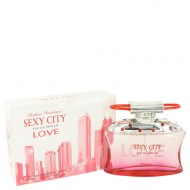Sex In The City Love by Unknown - Eau De Parfum Spray (New Packaging) 100 ml f. dömur