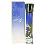 Armani Code by Giorgio Armani - Eau De Parfum Spray 50 ml f. dömur