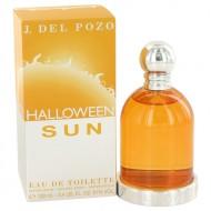 Halloween Sun by Jesus Del Pozo - Eau De Toilette Spray 100 ml f. dömur