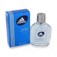 Adidas Ice Dive by Adidas - Eau De Toilette Spray 50 ml f. herra