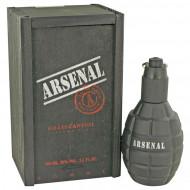 Arsenal Black by Gilles Cantuel - Eau De Parfum Spray 100 ml f. herra