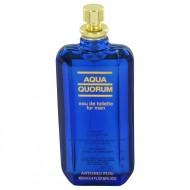 AQUA QUORUM by Antonio Puig - Eau De Toilette Spray (Tester) 100 ml d. herra