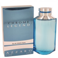 Chrome Legend by Azzaro - Eau De Toilette Spray 125 ml f. herra