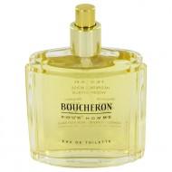 BOUCHERON by Boucheron - Eau De Toilette Spray (Tester) 100 ml f. herra