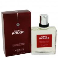 HABIT ROUGE by Guerlain - After Shave 100 ml f. herra