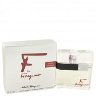 F by Salvatore Ferragamo - Eau De Toilette Spray 50 ml f. herra
