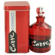 Curve Connect by Liz Claiborne - Eau De Cologne Spray 125 ml f. herra