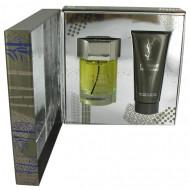 L'homme by Yves Saint Laurent - Gjafasett- 3.4 oz Eau De Toilette Spray + 3.4 oz Shower Gel f. herra