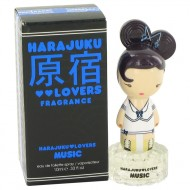Harajuku Lovers Music by Gwen Stefani - Eau De Toilette Spray 10 ml f. dömur