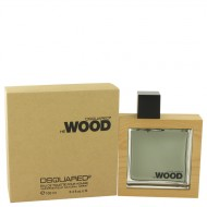 He Wood by Dsquared2 - Eau De Toilette Spray 100 ml f. herra