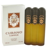 Cubano Copper by Cubano - Eau De Toilette Spray 120 ml f. herra