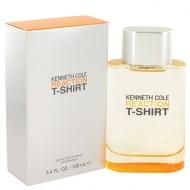 Kenneth Cole Reaction T-Shirt by Kenneth Cole - Eau De Toilette Spray 100 ml d. herra