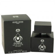 Cobra by Jeanne Arthes - Eau De Toilette Spray 100 ml f. herra