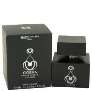 Cobra by Jeanne Arthes - Eau De Toilette Spray 100 ml f. herra